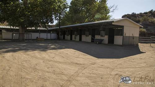 Covered Stables