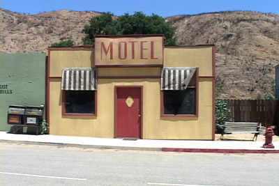 50s Town Motel