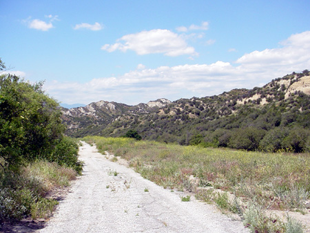 Stevenson Ranch road 2