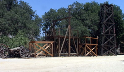 Melody Ranch Structures