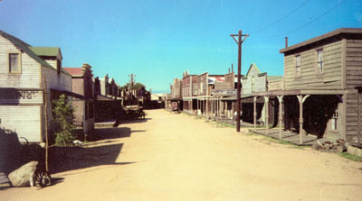Melody Ranch Main Street
