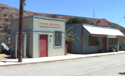 50s Town Post Office