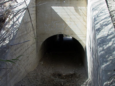 1930s Tunnel